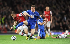 Arsenal v Everton - Barclays Premier League