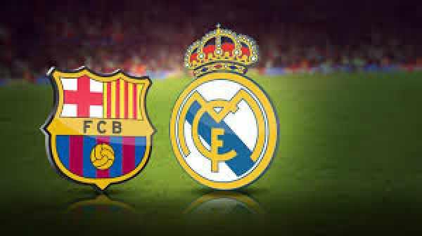 Real Madrid Vs Barcelona Win Loss